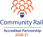 Community Rail Partnership Accreditation Logo