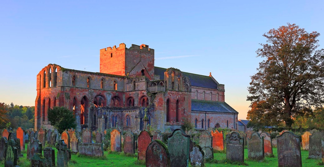 Lanercost Priory - courtesy of hadrianswallpictures.com