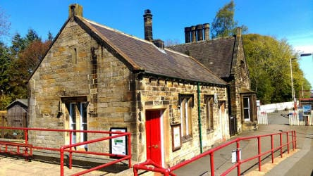 Haltwhistle Old Booking Hall