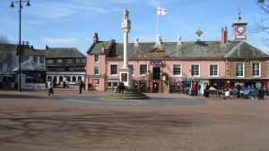 Carlisle city centre